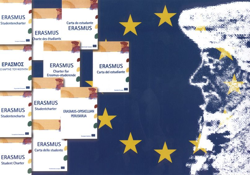 Erasmus-Collage
