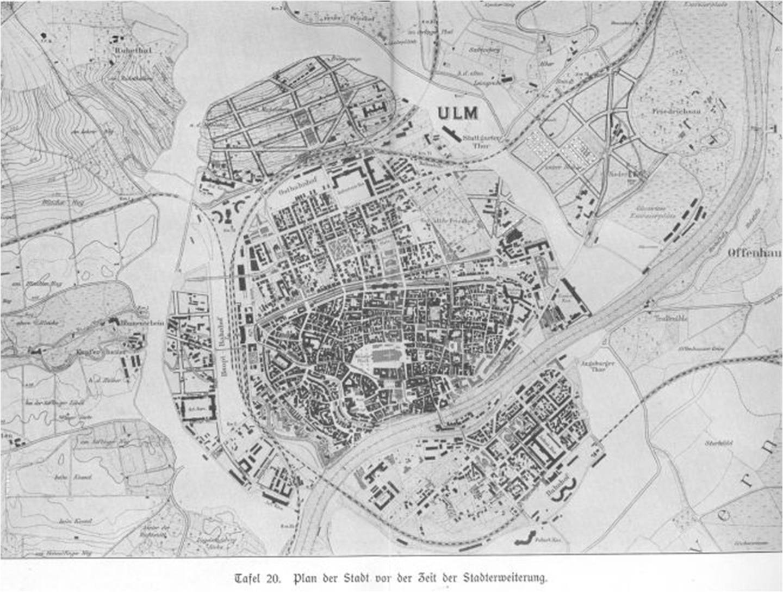 Stadt Ulm Grundstückspolitik