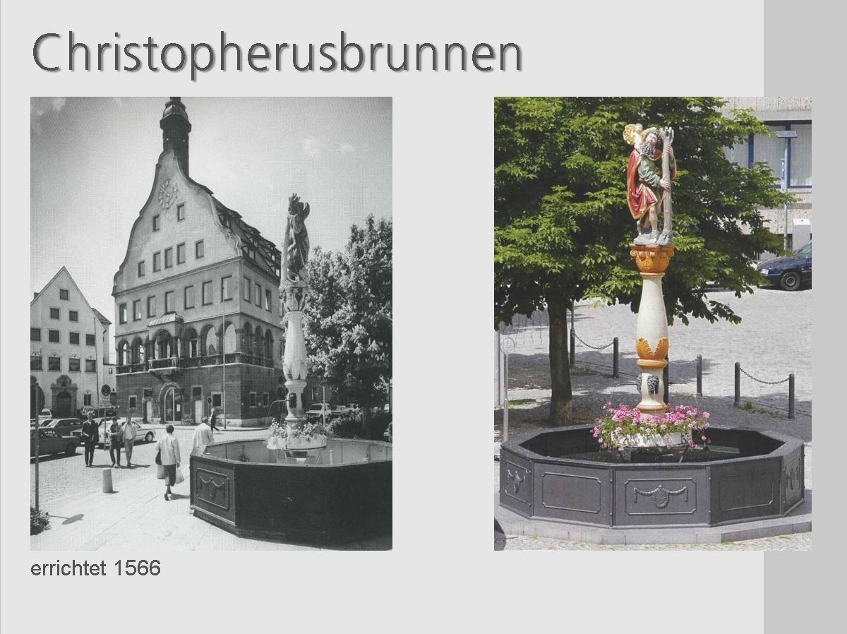 Christopherusbrunnen