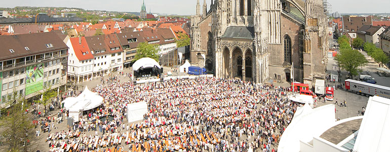 Ulm Heute