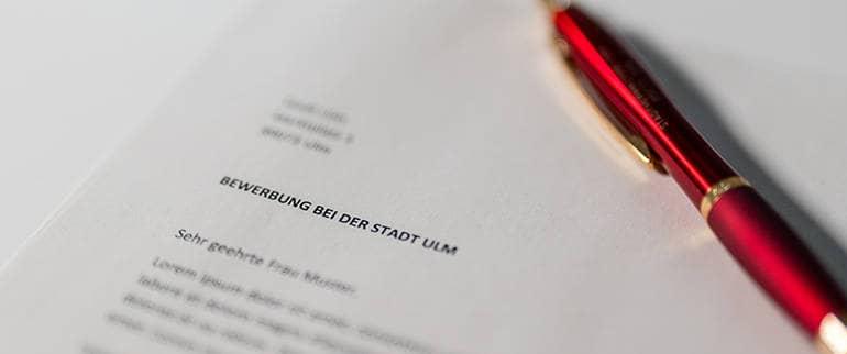 bewerbungstipps deine checkliste - Bewerbungs Tipps